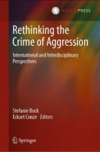 Rethinking the Crime of Aggression
