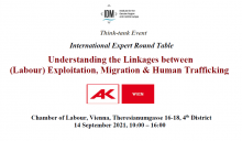 Understanding the Linkages between (Labour) Exploitation, Migration & Human Trafficking