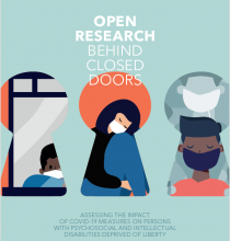 Open research behind closed doors