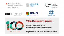 WUS100 Conference